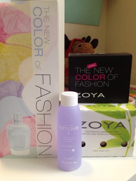 Zoya Package