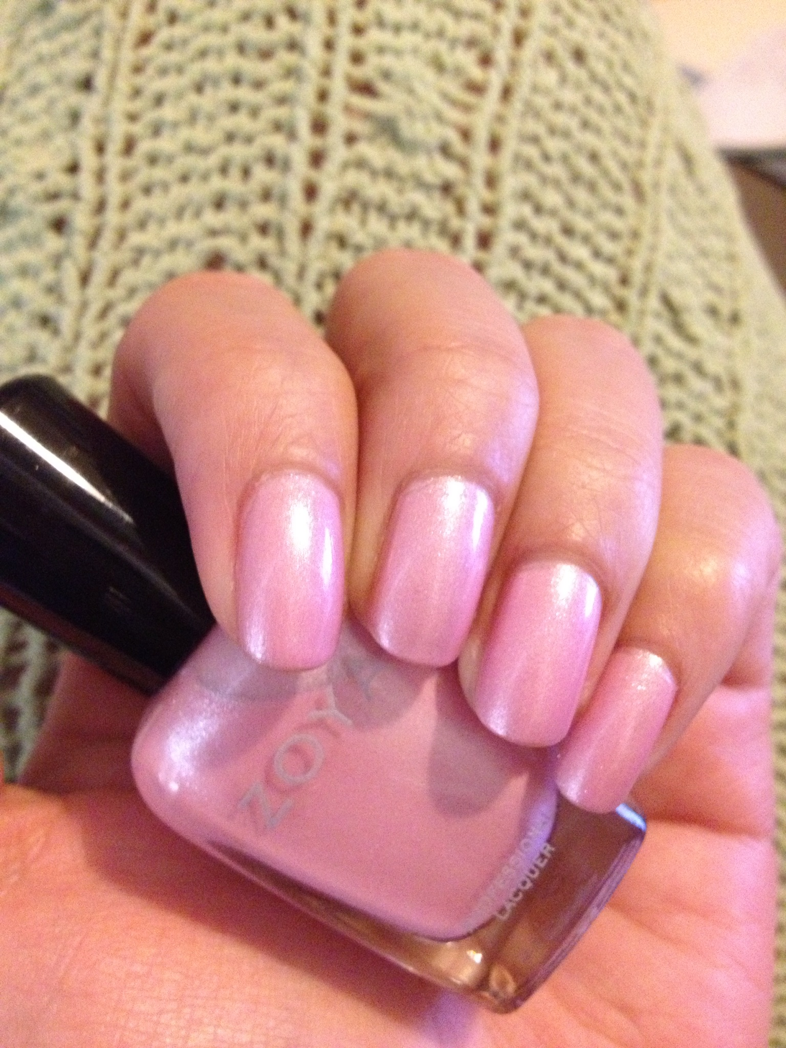 Best Natural Light Pink Nail Polish   Hession Hairdressing