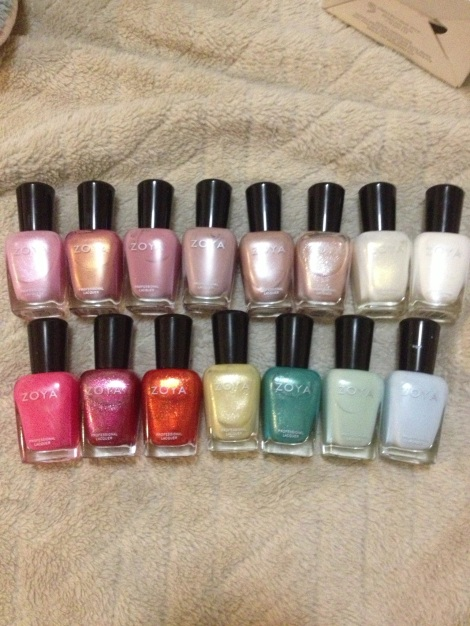 Zoya Collection